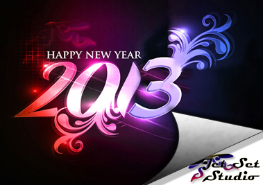 Jet Set Studio - Happy New Year